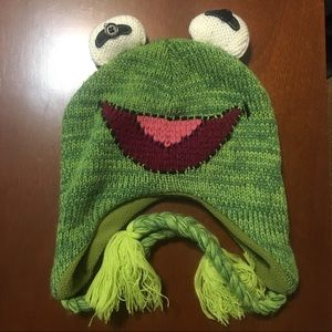 Other - Kermit the Frog Hat